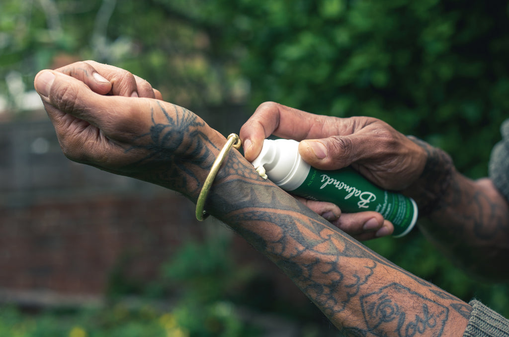 Best Vegan Aftercare For Tattoos