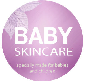 Daily Baby Skincare Range - 100% natural range of products for babies' and children's delicate skin
