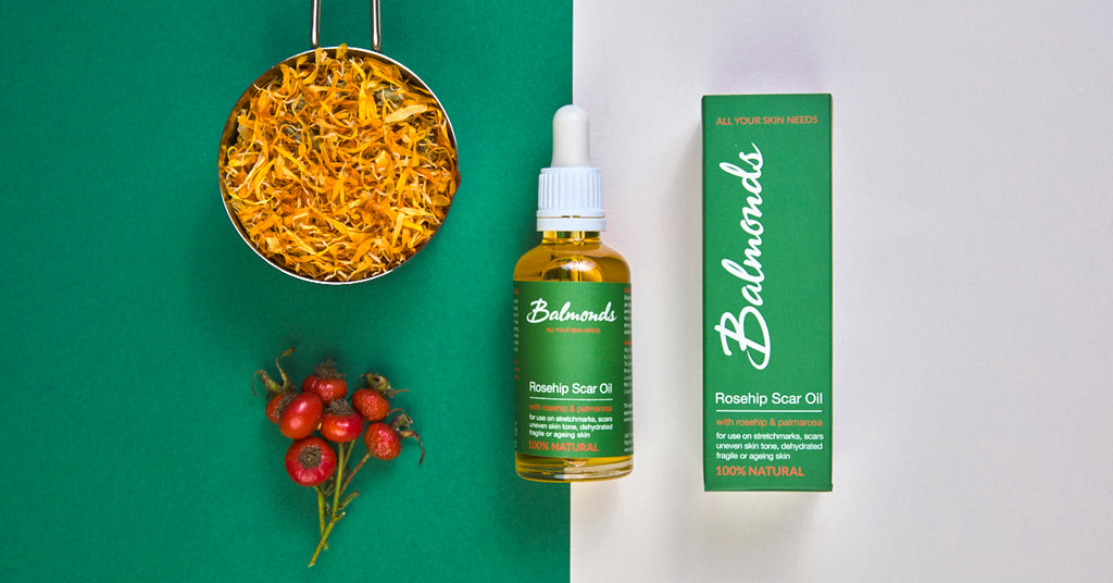 balmonds rosehip scar oil