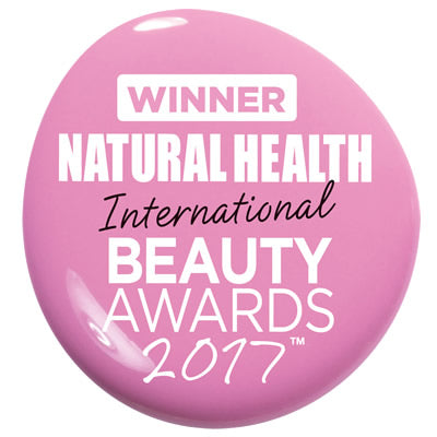 Natural Health International Beauty Awards 2017 - Best Eczema Range