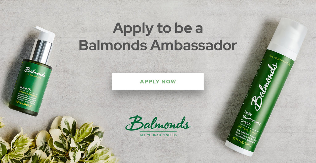 Be a Balmonds Ambassador