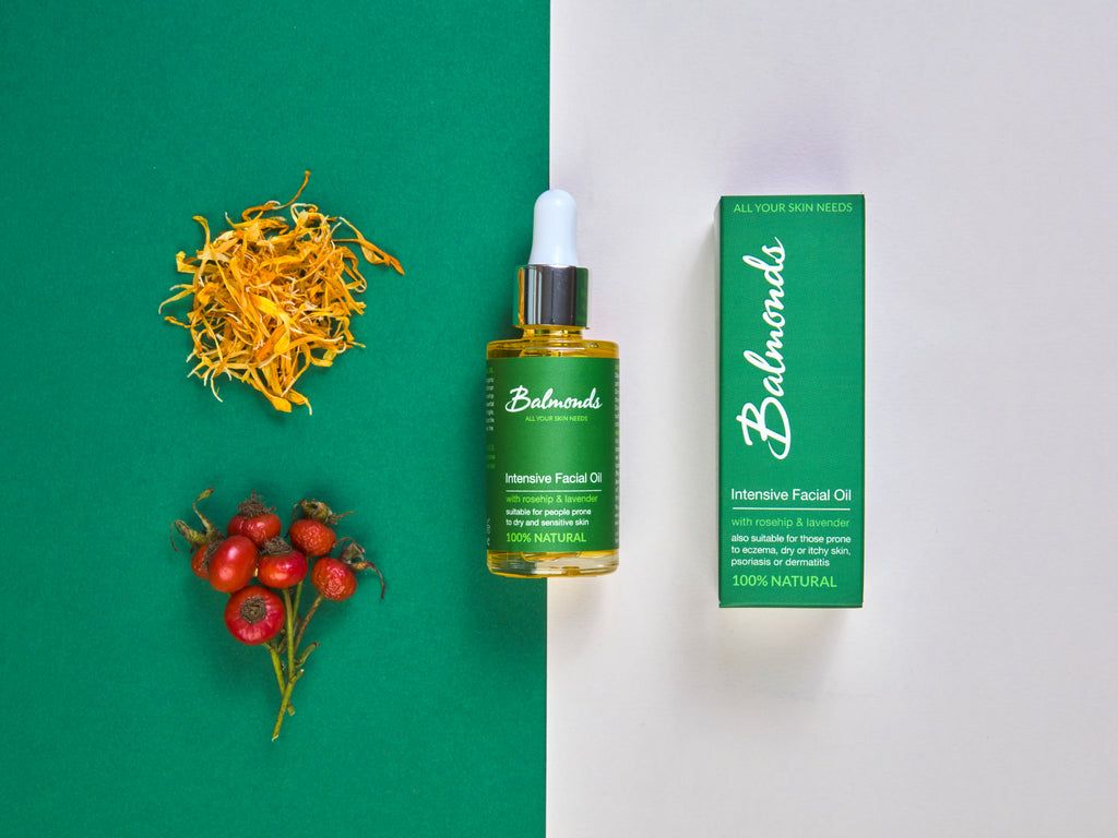 How to use Balmonds Intensive Facial Oil