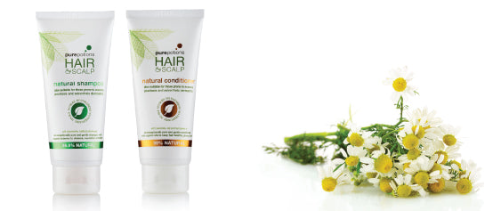 Purepotions Natural Shampoo and Natural Conditioner - SLS free!