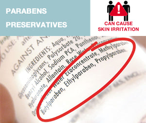 Parabens and preservatives - some to avoid and some that are safer