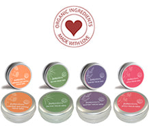 Natural first aid salves for every skin emergency - cuts, grazes, bites, stings, minor burns, coldsores and more