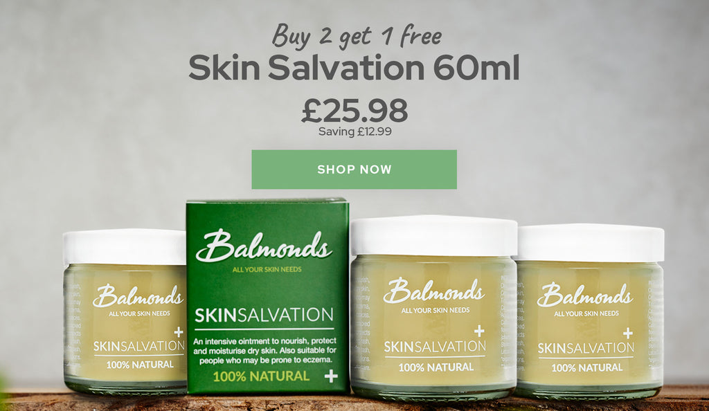 Skin Salvation Buy 2 get 1 free