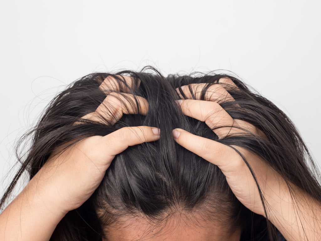 causes psoriasis scalp flare up