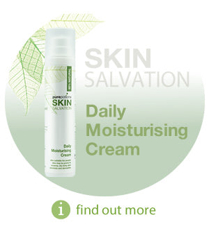 Skin Salvation Daily Moisturising Cream - a shea butter based version of our fabulous intensive moisturising ointment