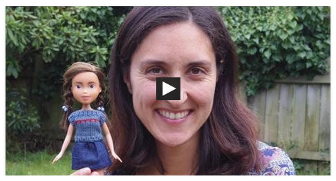 Sonia Singh - artist who developed the Tree Change Dolls
