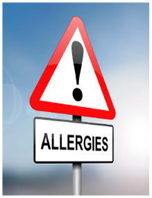 Allergies and Triggers -