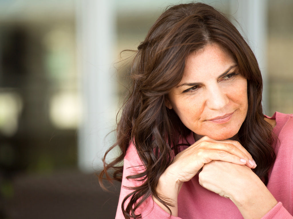 Does Menopause Trigger Acne Rosacea?