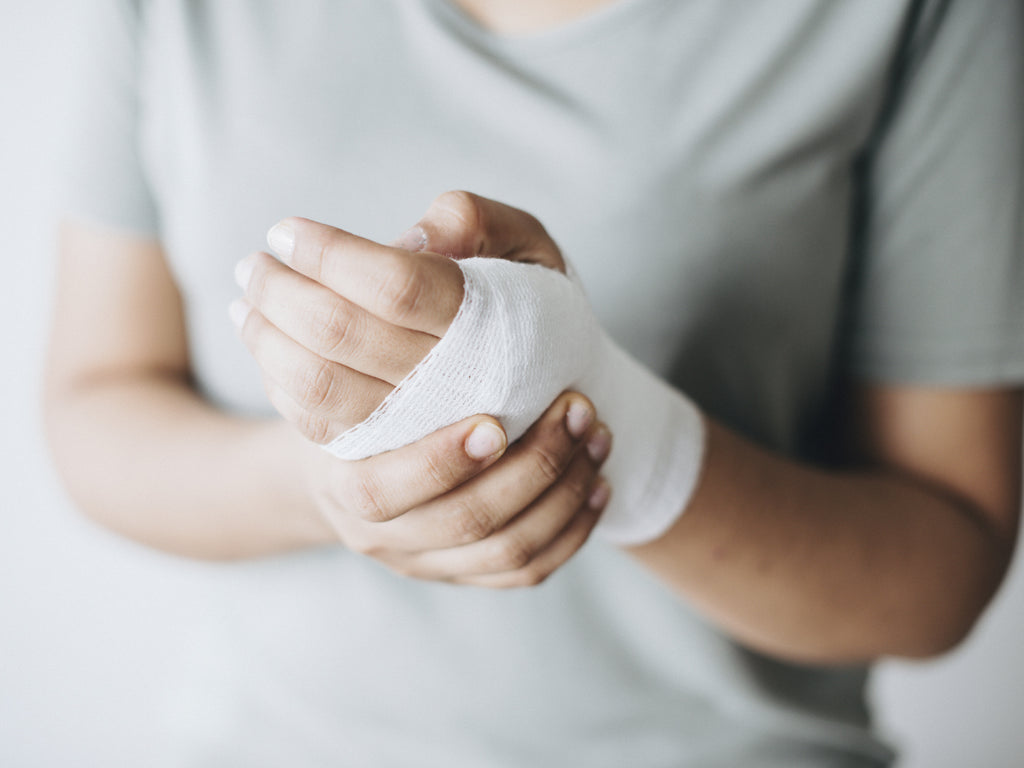 dry wrapping for eczema