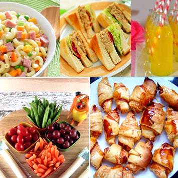 party-food-snacks-summer-holidays