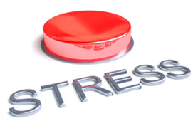 Stress can be a trigger for skin problems such as eczema, dermatitis and psoriasis