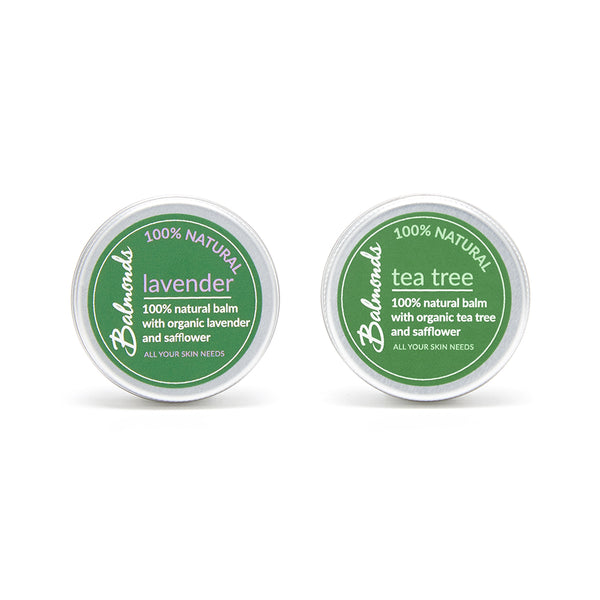 Skin Rescue Balms - Set of Two