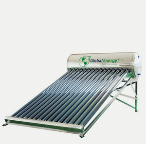 CALENTADOR SOLAR GLOBAL ENERGY 18 TUBOS