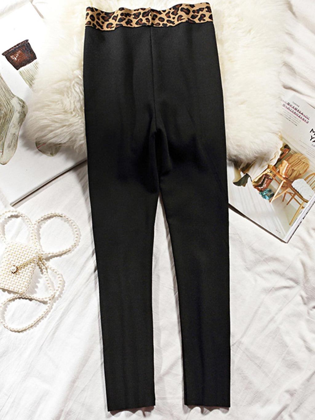 Daily Casual Cotton Pants