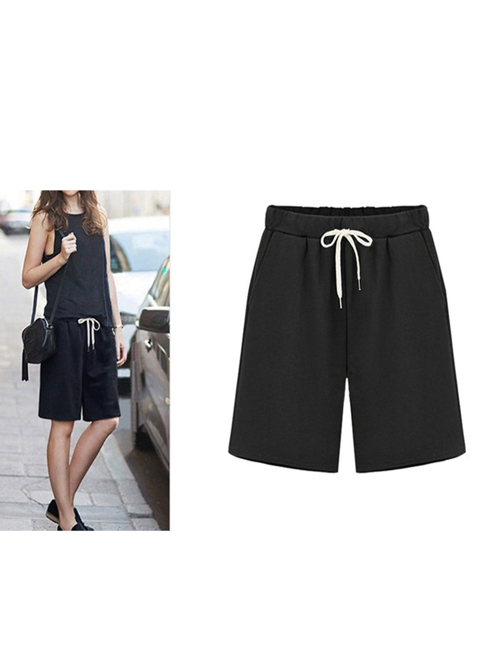 Summer Loose Sporting Casual Straight Pirate Shorts