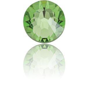 AUGUST PERIDOT ROUND CRYSTAL