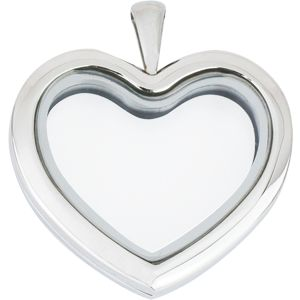 HEART STAINLESS STEEL