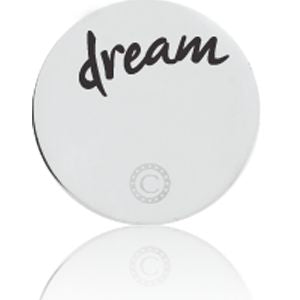 """DREAM"" MIRROR SILVER"