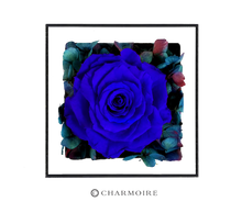 Load image into Gallery viewer, Charmoire Floral - Blue (Single)