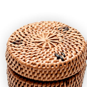 Takesumi Ata mini Round Basket