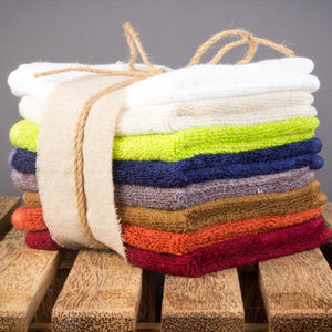 Bamboo Towel Orange