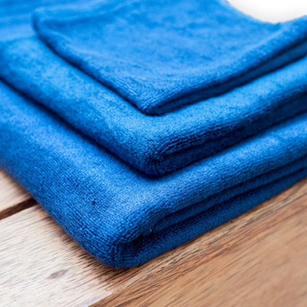 Bamboo Towel Dark Blue