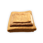 Bamboo Towel Gold Brown