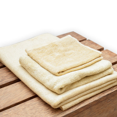 Bamboo Towel Cream