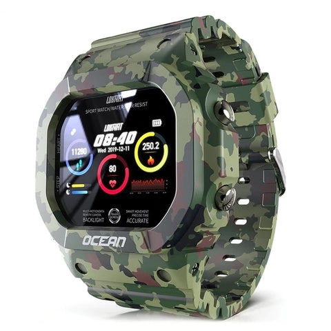 Relógio Smartwatch Military shock
