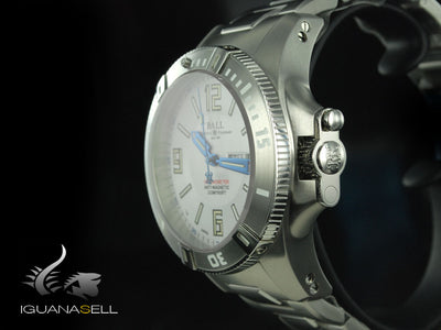 Ball Engineer Hydrocarbon Spacemaster Uhr, COSC, DM2036A-SCAJ-WH