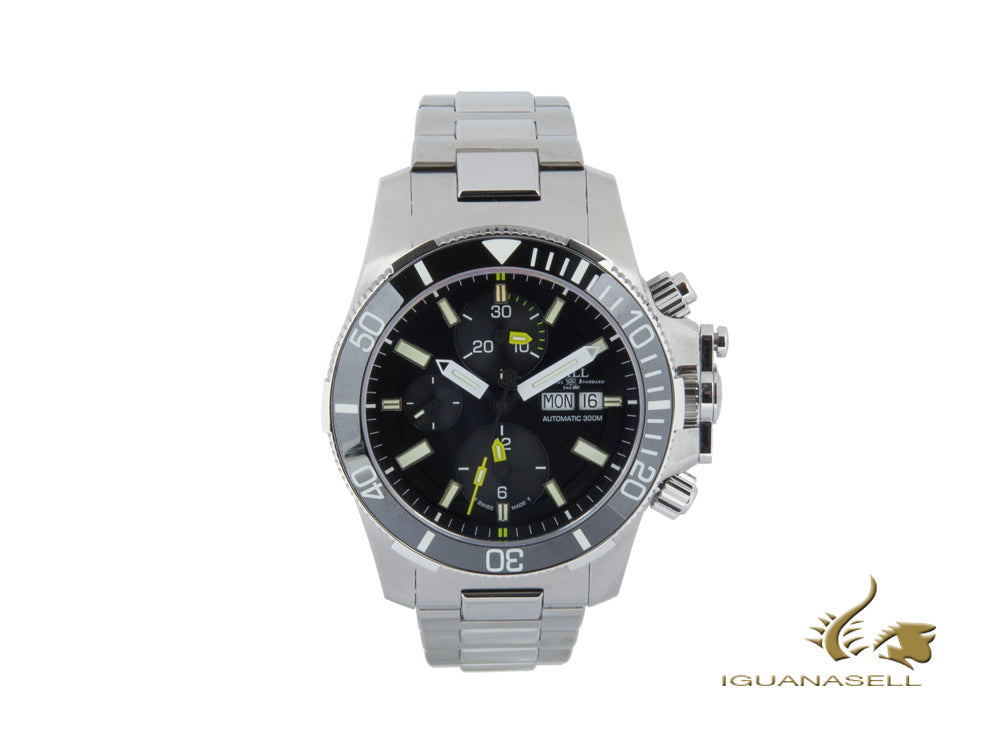 Ball Engineer Hydrocarbon Submarine Warfare Ceramic Chrono Automatik Uhr Stahl