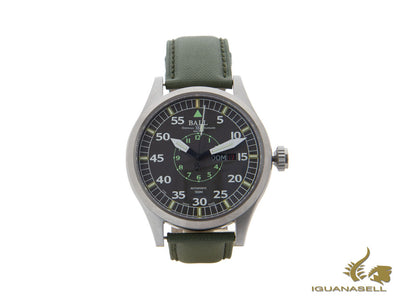 Ball Engineer Master II Aviator Uhr, Ball RR1102, 46mm, Grau, NM1080C-L5J-GY
