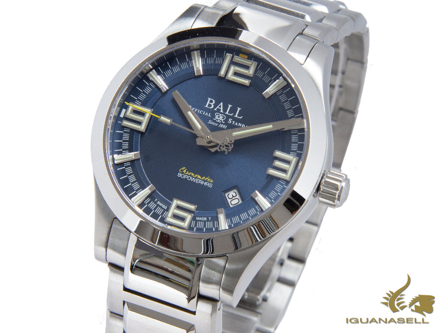 Ball Engineer M Challenger Automatik Uhr, COSC, 40mm, Limited Ed, NM2032C-SCA-BE