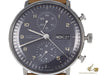 Junghans Max Bill Chronoscope Automatik Uhr, J880.2, 40mm, 027/4501.00
