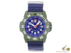 Luminox Sea Navy SealQuartz Uhr, Blau/Grün, 45mm, 20 atm, XS.3503.ND
