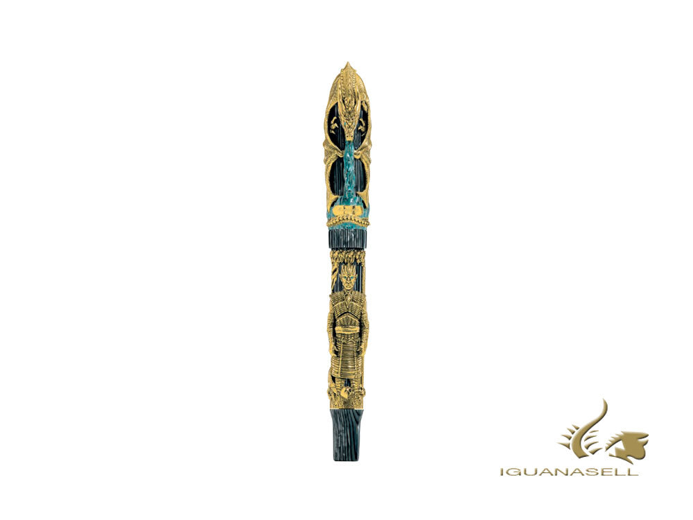 Montegrappa Game of Thrones Winter Is Here Füller, Limitierte Edition