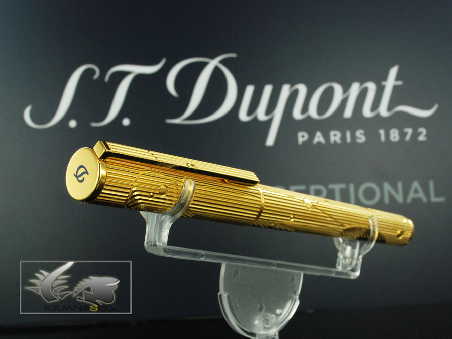 S.T. Dupont Neo-Classique Sleeping Mermaid Füller,  Limitierte Edition