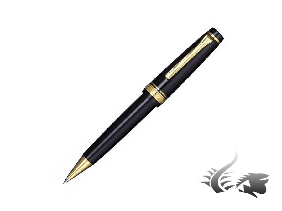 Sailor Professional Gear Gold Minenbleistift, 24K Gold, 21-1036-720