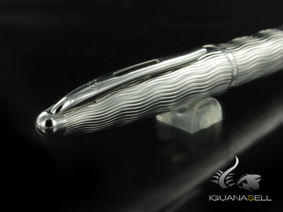 Waterman Roller Carene Essential Silber und Palladium S0909870