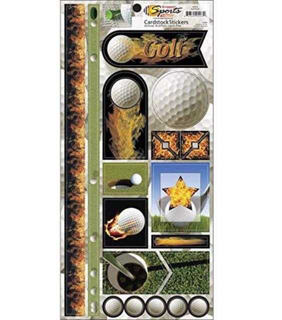 Golf - 2 Page Kit