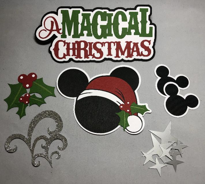 A Magical Christmas Set