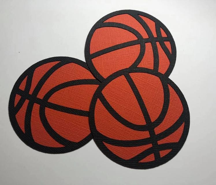 Basketballs - Set of 3