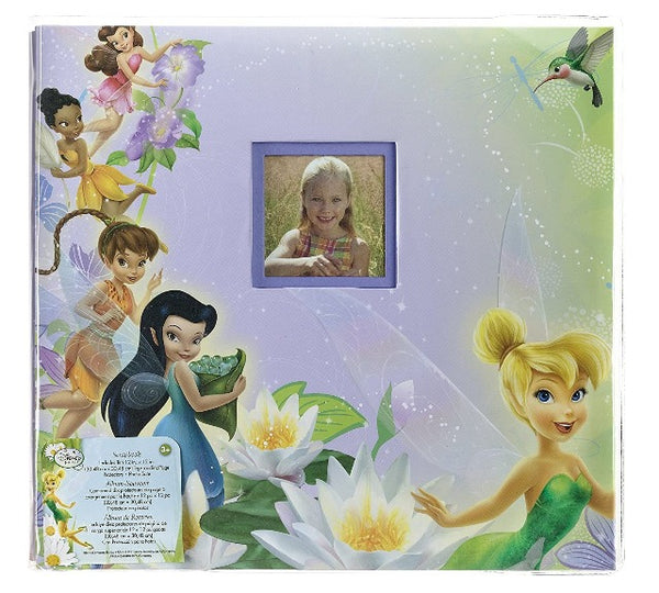 Disney 12x12Tinkerbell Scrapbook Album