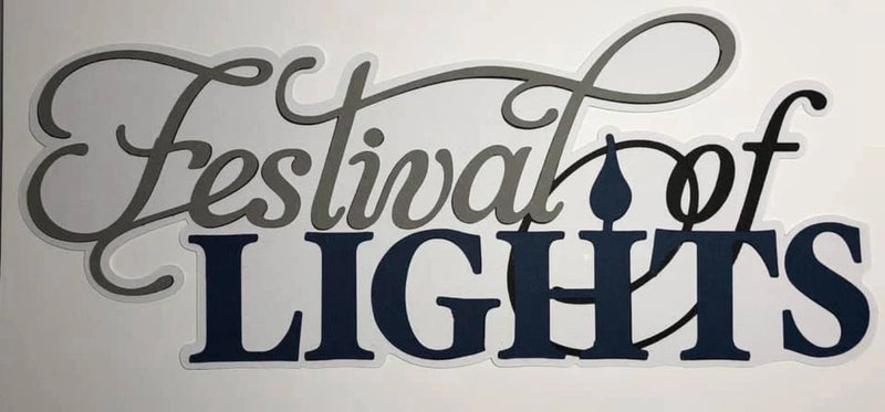 Festival of Lights Title