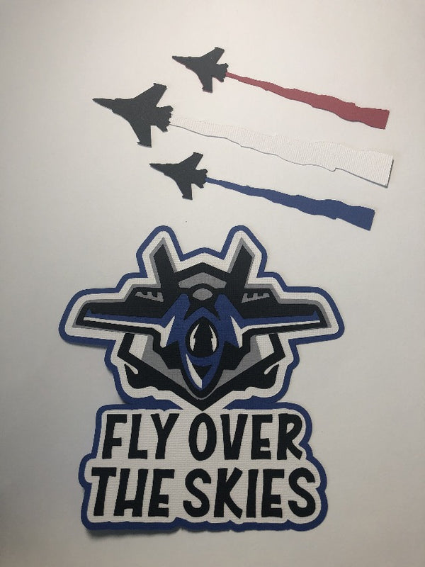 Fly Over The Skies - Tribute