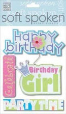 Happy Birthday - Birthday Girl
