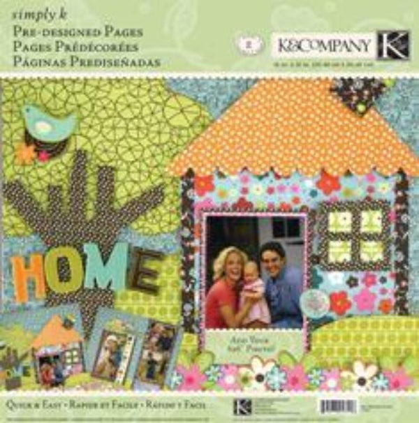 Home Pre-Designed Pages Simply K